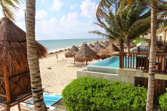 Fairmont Mayakoba: Beach villas