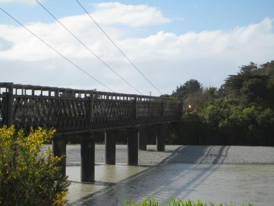 ‪Taramakau Road-Rail Bridge‬
