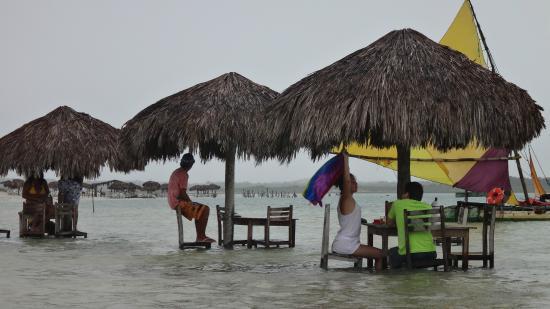 Restaurante Sitio Paraiso Lagoon