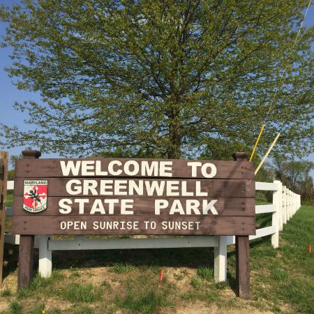 Hollywood, MD: Greenwell State Park in Hallywood Maryland