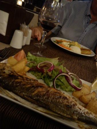 Alis Resturant: Fresh sea bass