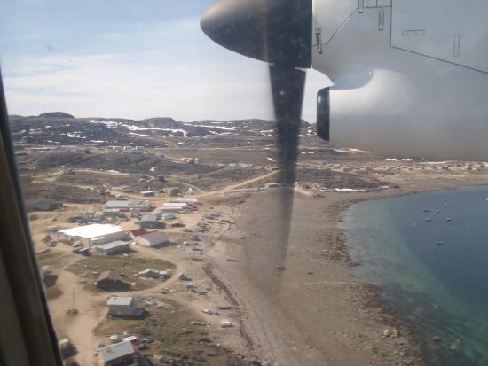 Baffin Island: Landing in Cape Dorset