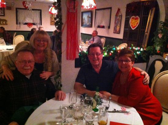 Finelli S Italian Villa Bill Jane Skip And Mary