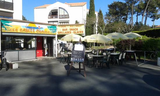 Restaurant chez tonton saint georges de didonne - Office de tourisme st georges de didonne ...