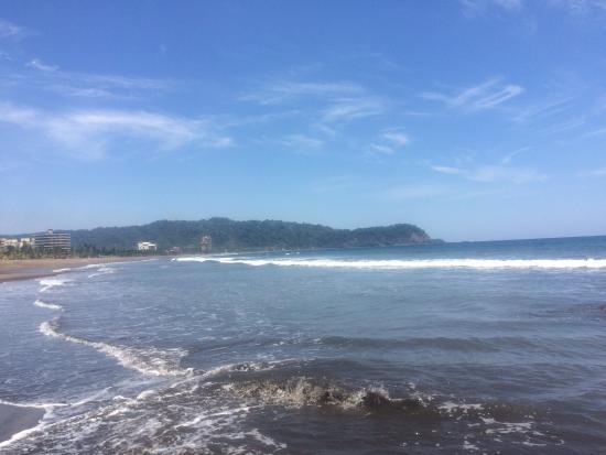 The Palms Jaco: Jaco beach