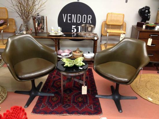 Retro Mid Century Modern Home Decor and Furniture - Picture of Time ...