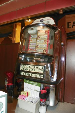 Silver Diner Incorporated: Jukebox
