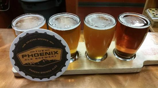 ‪The Phoenix Ale Brewery‬