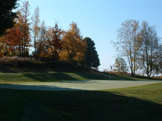 Timber Wolf Golf Club: Hole#2