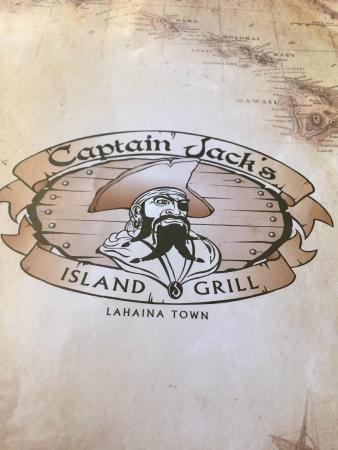 Captain Jack's Island Grill: Capt Jacks