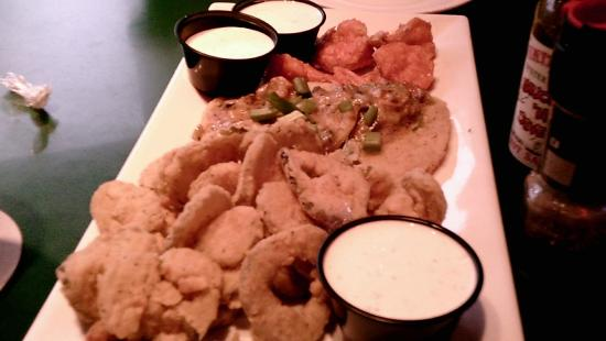 Wintzell's Oyster House: Our Choice of Appetizer Trio