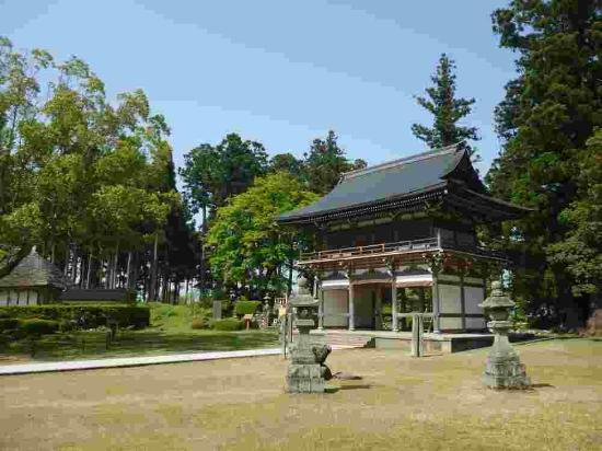 Myosenji Temple: 山門