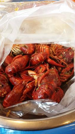 Wild Cajun Crawfish