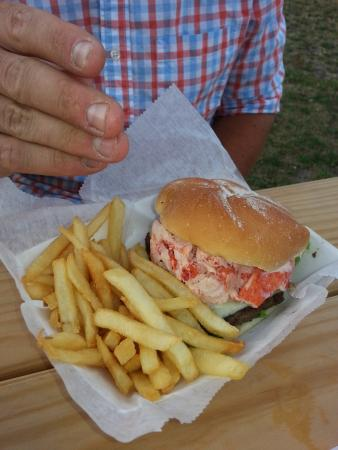 Dpm's Surfside Grill at Corporation Beach