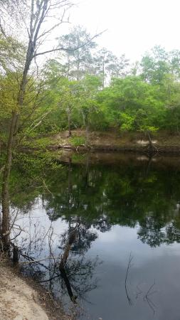 Stephen Foster Folk Culture Center State Park: the Suwanee River