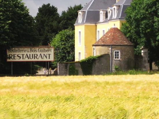 Hostellerie du Bois Guibert
