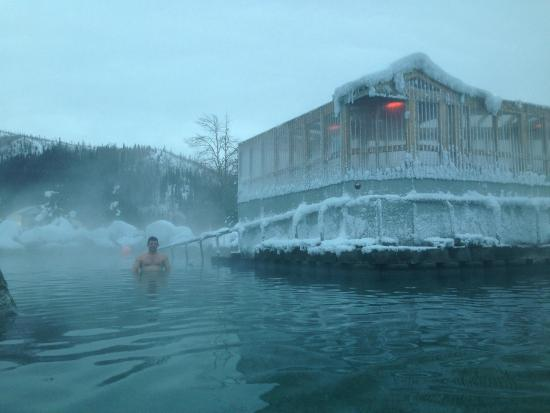 Chena Hot Springs Resort: China Hot Springs