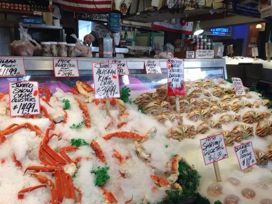 ‪Pike Place Fish Market‬