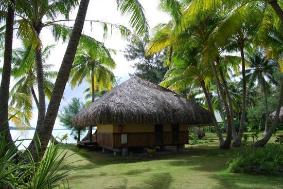 Eden Beach Hotel Bora Bora : bungalow