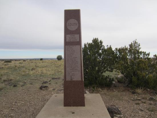 Black Mesa Summit Trail
