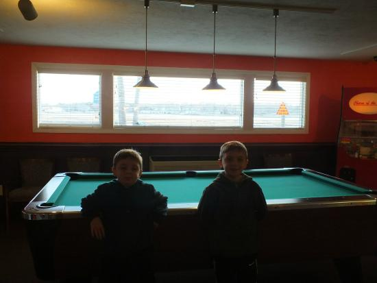 full size regulation pool table picture of bayside resort hotel rh tripadvisor com au