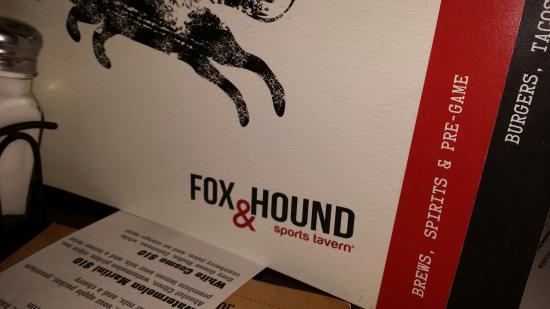 Fox & Hound Pub & Grill