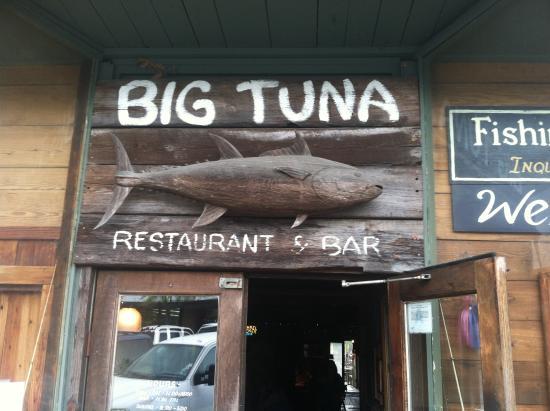 Big Tuna Raw Bar: Gateway to good food