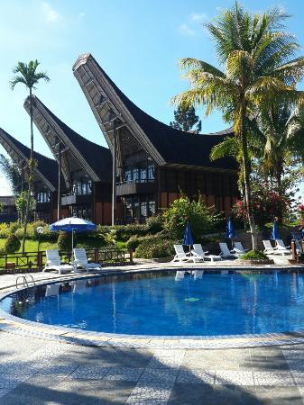 Toraja Heritage Hotel Picture Of Toraja Heritage Hotel Rantepao