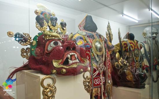 Истории Бурятии Музей