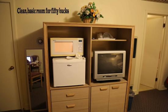 Webbs Motel Mayville Ny