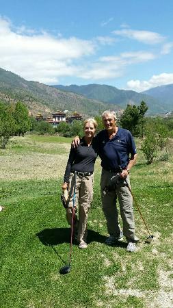 Royal Thimphu Golf Course