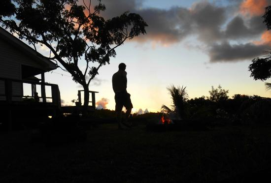 Tekarera Kainga Ora & Kainga Nui: Bbq Area