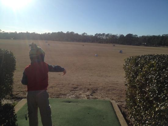 Holden Beach Driving Range