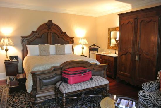 Pratt Place Inn: Sassafras Room
