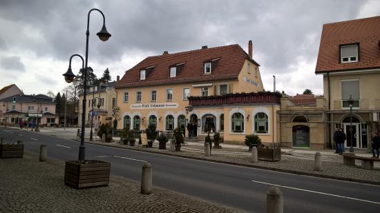 Restaurant/Weinstube Café Lehmann