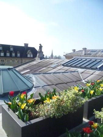 Rooftop Restaurant Ashmolean Views