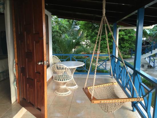 Negril Tree House Resort: Balcony