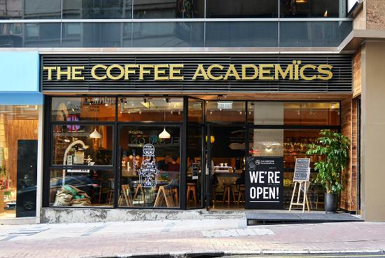 The Coffee Academics (The Morrison)