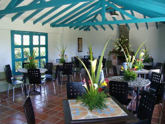 Casa Mosaico Hotel Boutique: Salon de eventos
