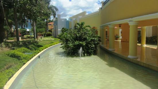 Jardines interiores del hotel picture of iberostar for Jardines interiores