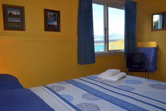 YHA Lake Tekapo private room