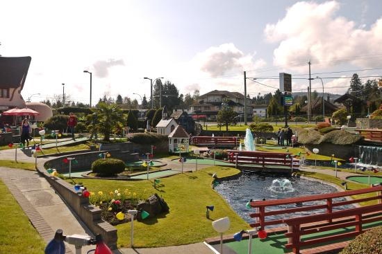 Paradise Fun Park: Great Course
