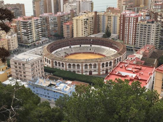 South Ole Spain Tours - Day Tours : Malaga from the lookout