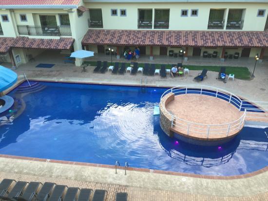 Gran Hotel Azuero : La piscina!