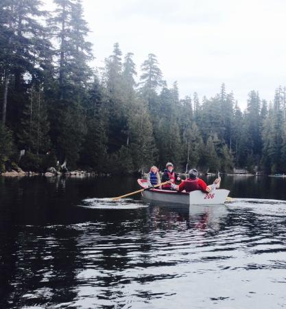 Lost Lake Resort and Campground: Spring break