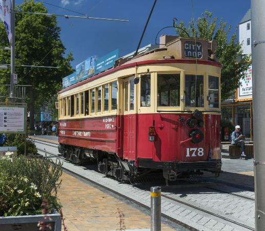 ‪Christchurch Tramway‬