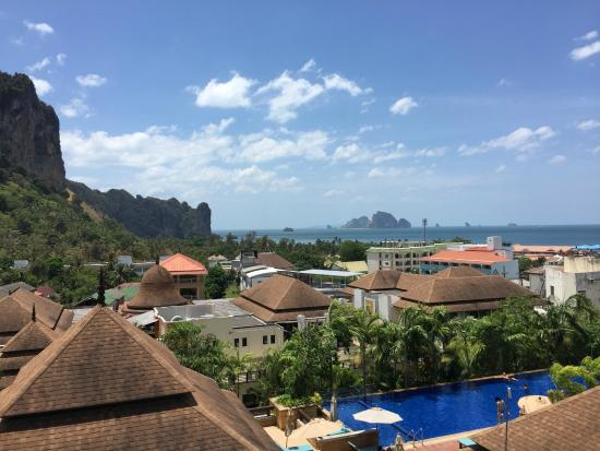 view picture of aonang cliff beach resort ao nang. Black Bedroom Furniture Sets. Home Design Ideas
