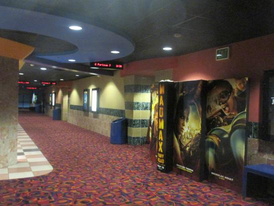 Cinemark 20 Great Mall