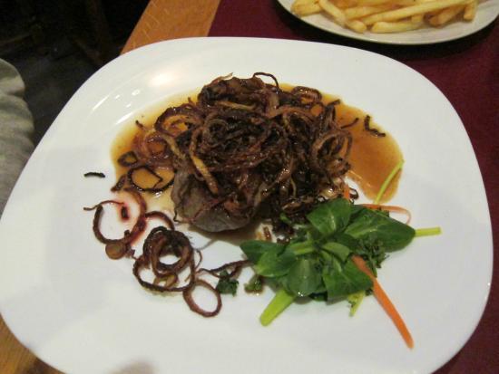 Restaurace Sklenik: secondo