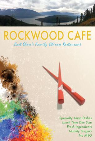 Rockwood Cafe: Menu 1